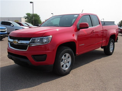 2018 Colorado Extended Cab Pickup #J1113139 - photo 1