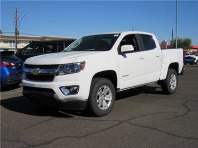 2018 Colorado Crew Cab, Pickup #J1165193 - photo 1