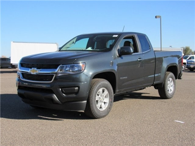 2018 Colorado Extended Cab, Pickup #J1165287 - photo 1