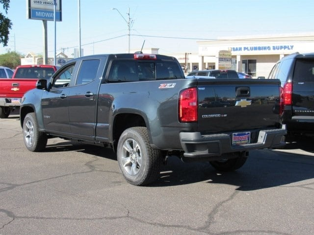 2018 Colorado Crew Cab 4x4, Pickup #J1168397 - photo 2