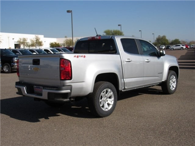 2018 Colorado Crew Cab 4x4, Pickup #J1169535 - photo 3