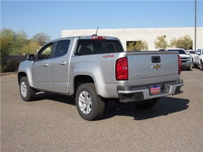 2018 Colorado Crew Cab 4x4, Pickup #J1169535 - photo 2