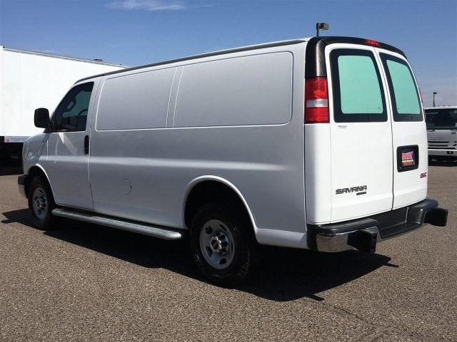 2016 Savana 2500 4x2,  Empty Cargo Van #J1190286A - photo 5