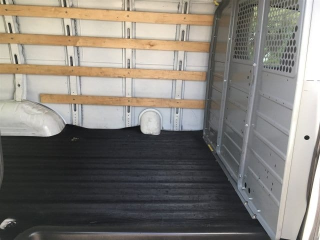 2016 Savana 2500 4x2,  Empty Cargo Van #J1190286A - photo 10