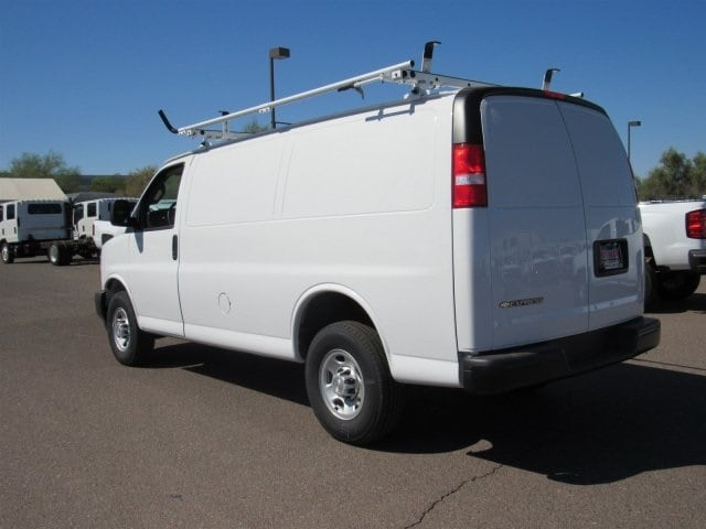 2018 Express 2500 4x2,  Masterack Upfitted Cargo Van #J1191387 - photo 5