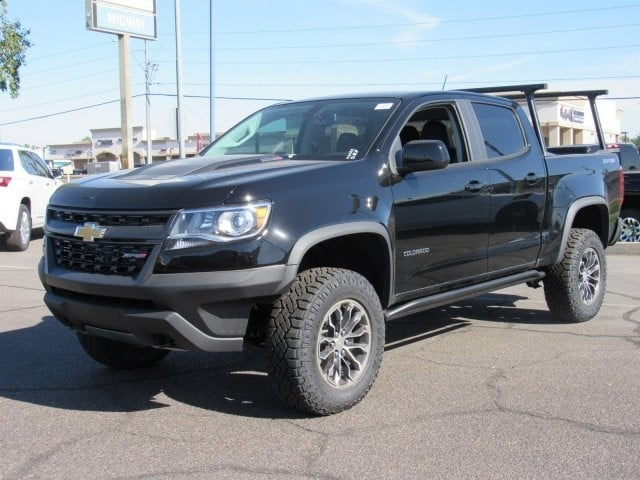 2018 Colorado Crew Cab 4x4,  Pickup #J1218789 - photo 1