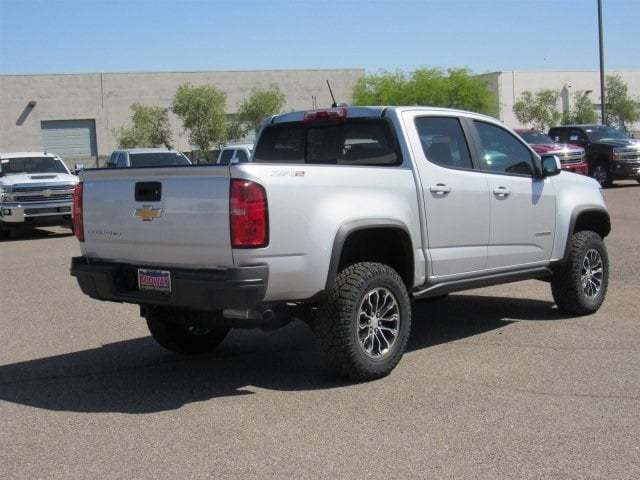 2018 Colorado Crew Cab 4x4,  Pickup #J1239716 - photo 3