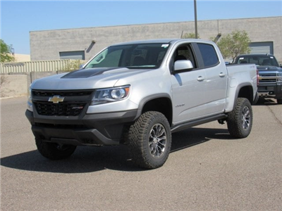 2018 Colorado Crew Cab 4x4,  Pickup #J1239716 - photo 1