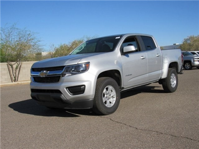 2018 Colorado Crew Cab,  Pickup #J1243580 - photo 1