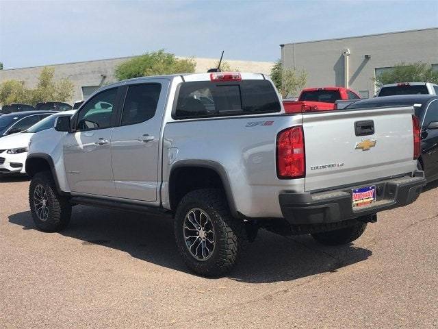 2018 Colorado Crew Cab 4x4,  Pickup #J1326719 - photo 2