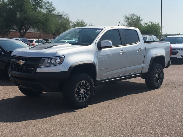 2018 Colorado Crew Cab 4x4,  Pickup #J1326719 - photo 1
