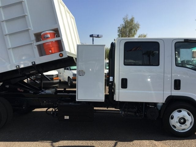 2018 NQR Crew Cab, Sun Country Truck Chipper Body #J7901485 - photo 3