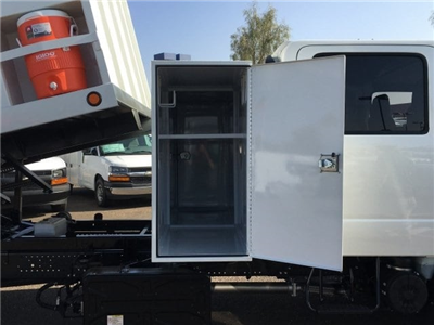 2018 NQR Crew Cab, Sun Country Truck Chipper Body #J7901485 - photo 4