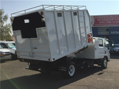 2018 NQR Crew Cab, Sun Country Truck Chipper Body #J7901485 - photo 5
