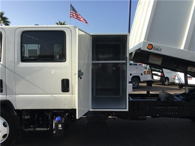 2018 NQR Crew Cab, Sun Country Truck Chipper Body #J7901485 - photo 7