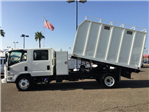 2018 NQR Crew Cab, Sun Country Truck Chipper Body #J7901485 - photo 6