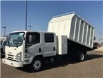 2018 NQR Crew Cab, Sun Country Truck Chipper Body #J7901485 - photo 1