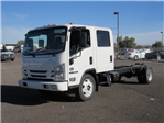 2018 NQR Crew Cab, Cab Chassis #J7901852 - photo 1
