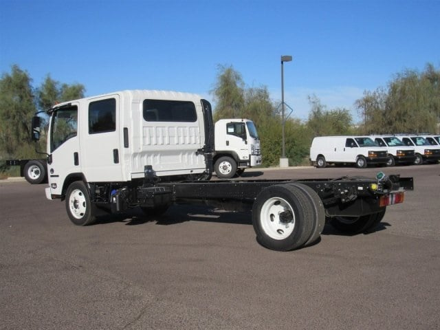 2018 NQR Crew Cab,  Cab Chassis #J7901984 - photo 2