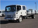 2018 NQR Crew Cab, Cab Chassis #J7902047 - photo 1