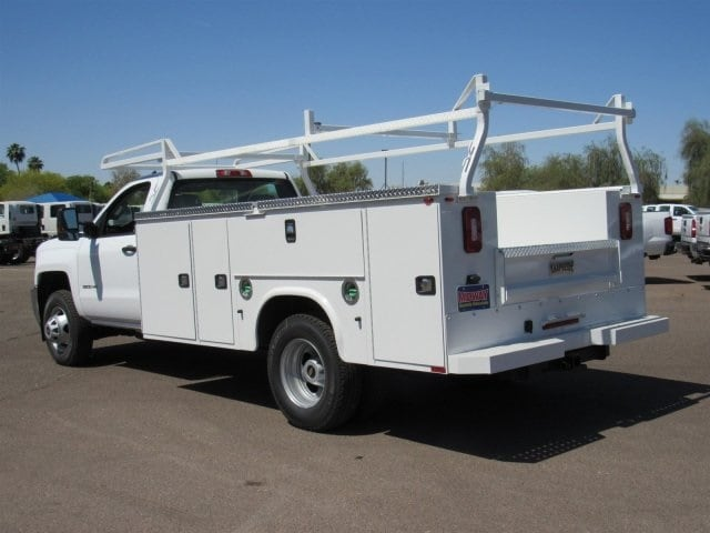 2018 Silverado 3500 Regular Cab DRW 4x2,  Knapheide Service Body #JF132216 - photo 2