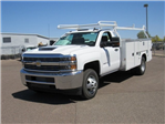 2018 Silverado 3500 Regular Cab DRW 4x2,  Knapheide Standard Service Body #JF132216 - photo 1
