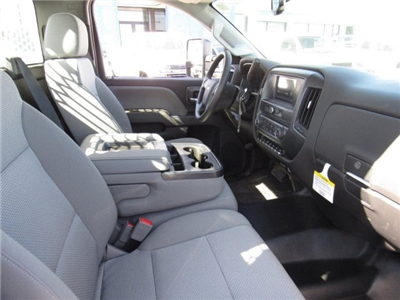 2018 Silverado 3500 Regular Cab DRW 4x2,  Knapheide Contractor Body #JF133639 - photo 10