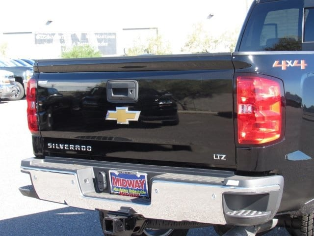 2018 Silverado 2500 Crew Cab 4x4 Pickup #JF142028 - photo 3