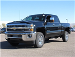 2018 Silverado 2500 Crew Cab 4x4 Pickup #JF142028 - photo 1