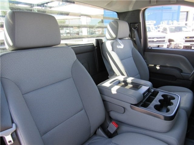 2018 Silverado 3500 Regular Cab DRW 4x2,  Monroe Pro Contractor Contractor Body #JF160496 - photo 4