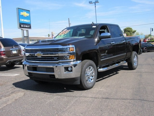 2018 Silverado 2500 Crew Cab 4x4,  Pickup #JF197086 - photo 1