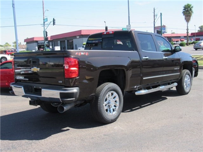 2018 Silverado 2500 Crew Cab 4x4,  Pickup #JF197086 - photo 3