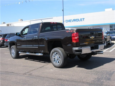 2018 Silverado 2500 Crew Cab 4x4,  Pickup #JF197086 - photo 2