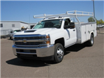 2018 Silverado 3500 Regular Cab DRW 4x2,  Royal Service Body #JF208189 - photo 1