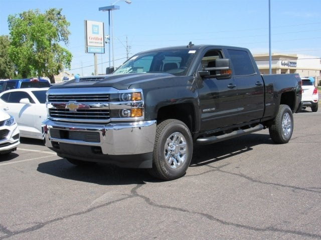 2018 Silverado 2500 Crew Cab 4x4, Pickup #JF212270 - photo 1