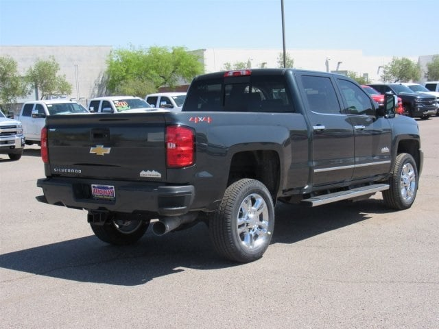 2018 Silverado 2500 Crew Cab 4x4, Pickup #JF234916 - photo 3