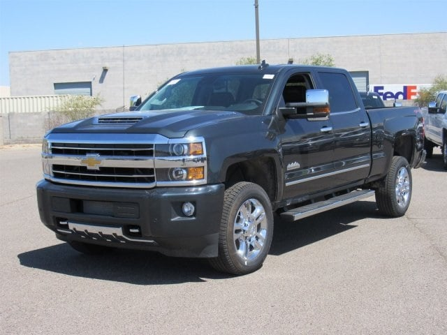 2018 Silverado 2500 Crew Cab 4x4, Pickup #JF234916 - photo 1