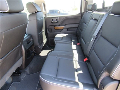 2018 Silverado 2500 Crew Cab 4x4, Pickup #JF234916 - photo 4