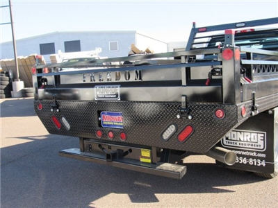 2018 Silverado 3500 Regular Cab DRW 4x2,  Freedom ProContractor Body #JF247282 - photo 4