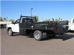 2018 Silverado 3500 Regular Cab DRW 4x2,  Freedom Contractor Body #JF247282 - photo 1