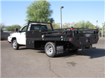 2018 Silverado 3500 Regular Cab DRW 4x2,  Freedom Contractor Body #JF250288 - photo 1