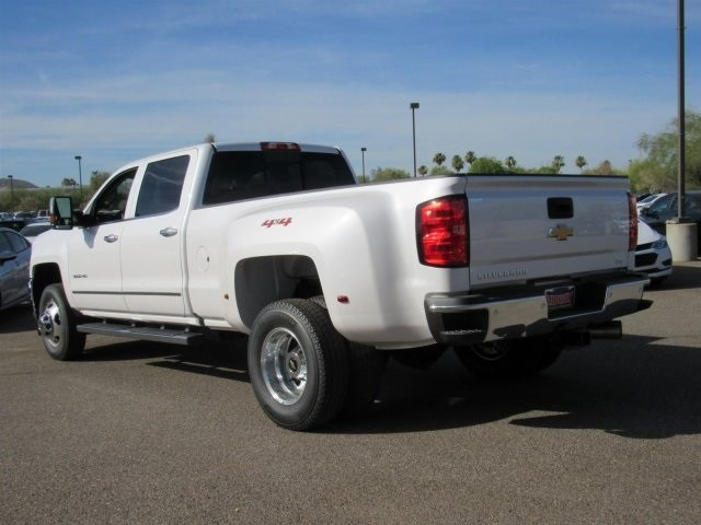 2018 Silverado 3500 Crew Cab 4x4,  Pickup #JF271801 - photo 2