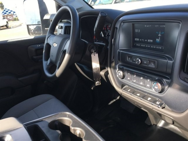 2018 Silverado 3500 Regular Cab DRW 4x2,  Harbor ComboMaster Combo Body #JF278803 - photo 5