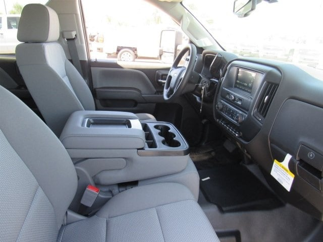 2018 Silverado 2500 Crew Cab 4x2,  Monroe Service Body #JF282647 - photo 10