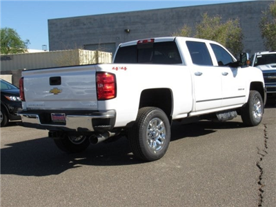 2018 Silverado 2500 Crew Cab 4x4,  Pickup #JF289725 - photo 3