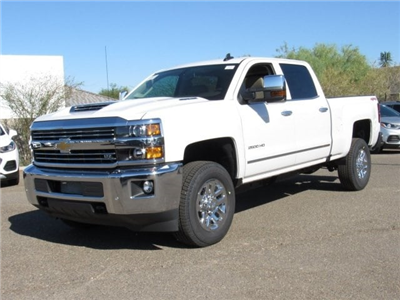 2018 Silverado 2500 Crew Cab 4x4,  Pickup #JF289725 - photo 1