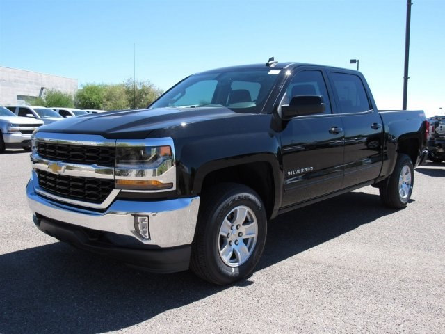 2018 Silverado 1500 Crew Cab 4x4 Pickup #JG111271 - photo 1