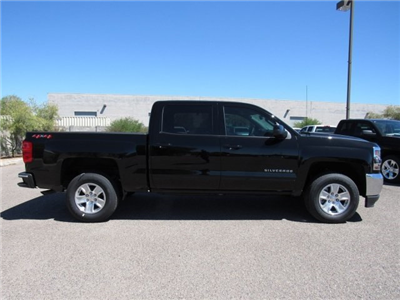 2018 Silverado 1500 Crew Cab 4x4 Pickup #JG111271 - photo 3