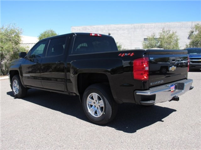 2018 Silverado 1500 Crew Cab 4x4 Pickup #JG111271 - photo 2
