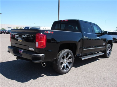 2018 Silverado 1500 Crew Cab 4x4, Pickup #JG119315 - photo 4